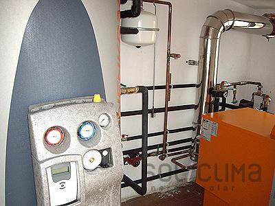 Ahorro energia en casa for Calderas calefaccion lena alto rendimiento