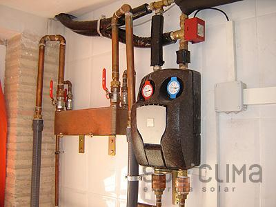 Instalacion destacada los biocombustibles for Calderas calefaccion lena alto rendimiento