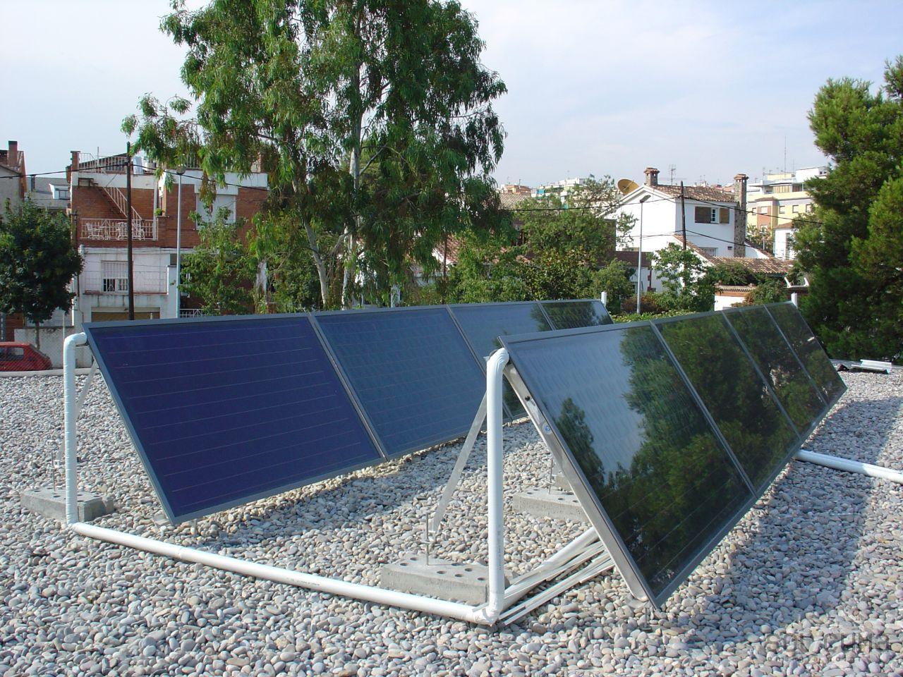 Instalaciones calderas de condensaci n 1 for Placas solares barcelona