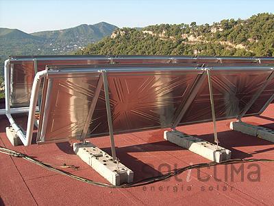 Casa residencial familiar suelo radiante barcelona solar - Solar barcelona ...