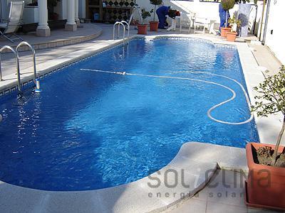 Climatizacion piscinas girona - Piscina devesa girona ...