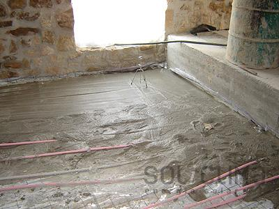 Casa en constructor suelo radiante por agua refrigeracion for Suelo radiante por agua
