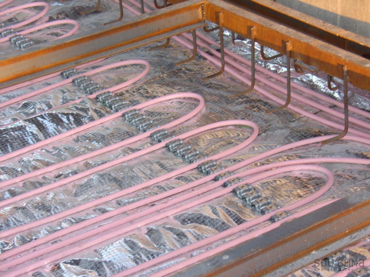 Precio instalacion suelo radiante por m2 free precio - Suelo radiante electrico precio m2 ...