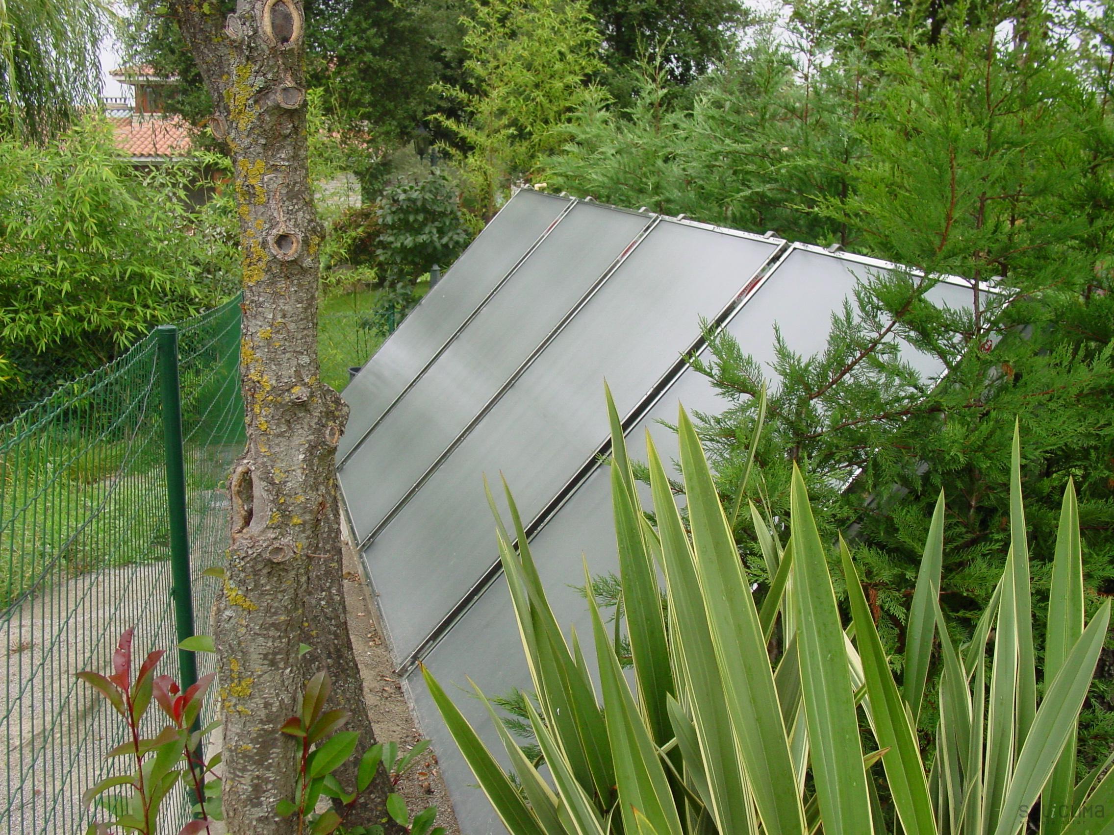 Energia solar badalona for Antorchas para jardin combustible