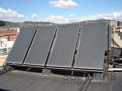 Energias renovables barcelona for Placas solares barcelona