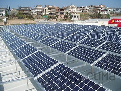 Instalacion destacada fotovoltaica sevilla - Placas solares en sevilla ...