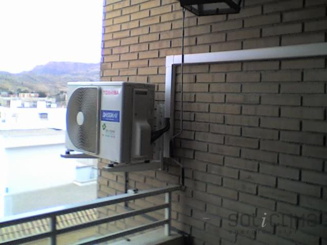 Aire acondicionado alicante for Instalacion aire acondicionado sevilla