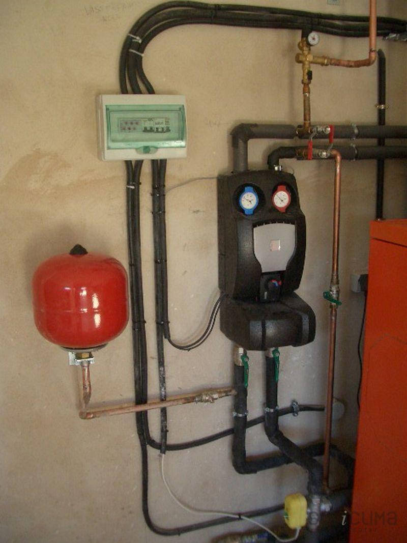 Calderas pellets madrid - Caldera pellets agua y calefaccion ...