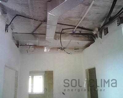 Calefaccion central - Sistema de calefaccion central ...