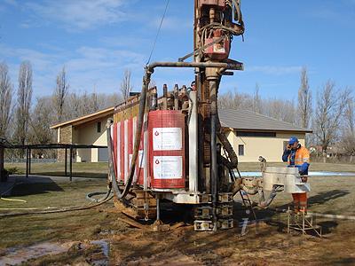 Calefacci n geot rmica en soria - Energia geotermica domestica ...