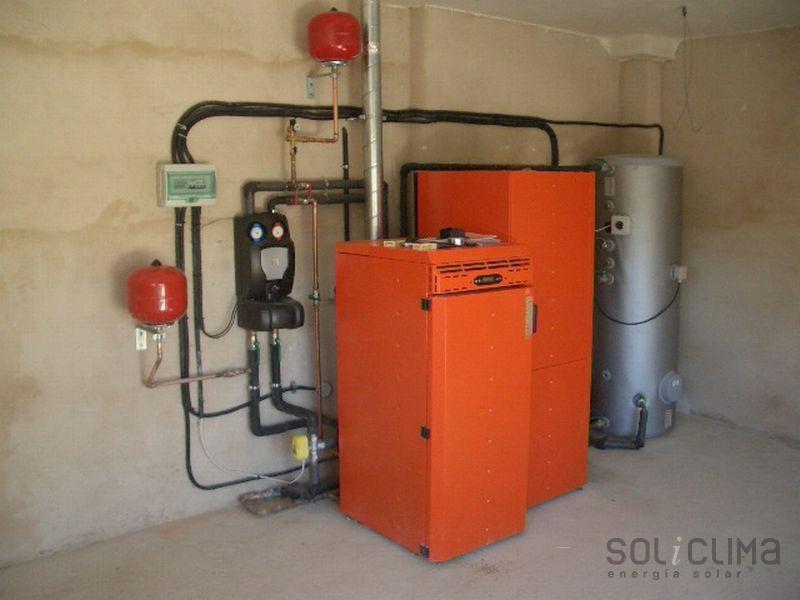 Bombillas incandescentes - Caldera pellets agua y calefaccion ...