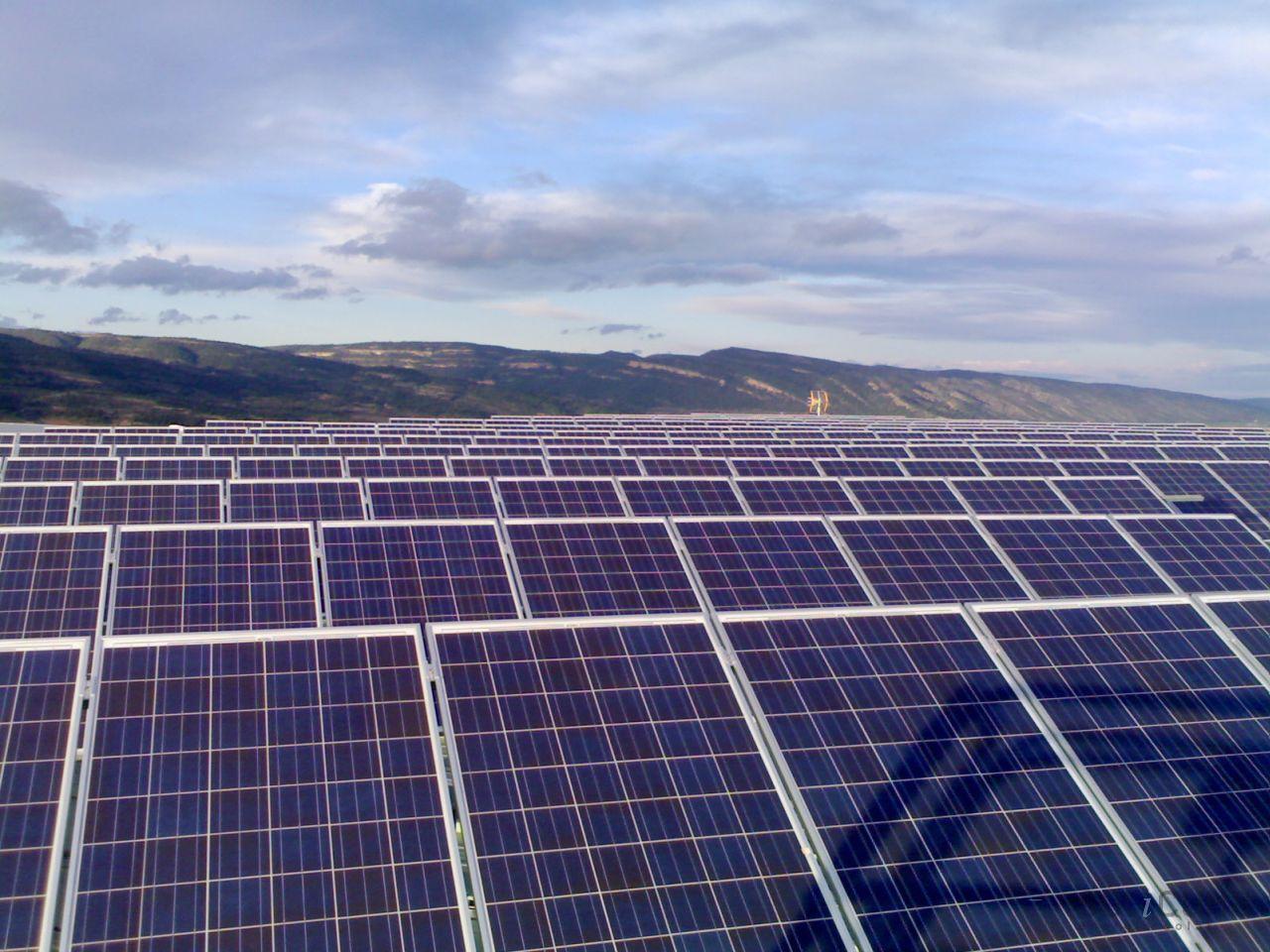 De fabricacion fotovoltaicas obleas