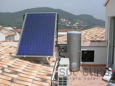 Instalaciones agua caliente solar 3 - Agua caliente solar ...