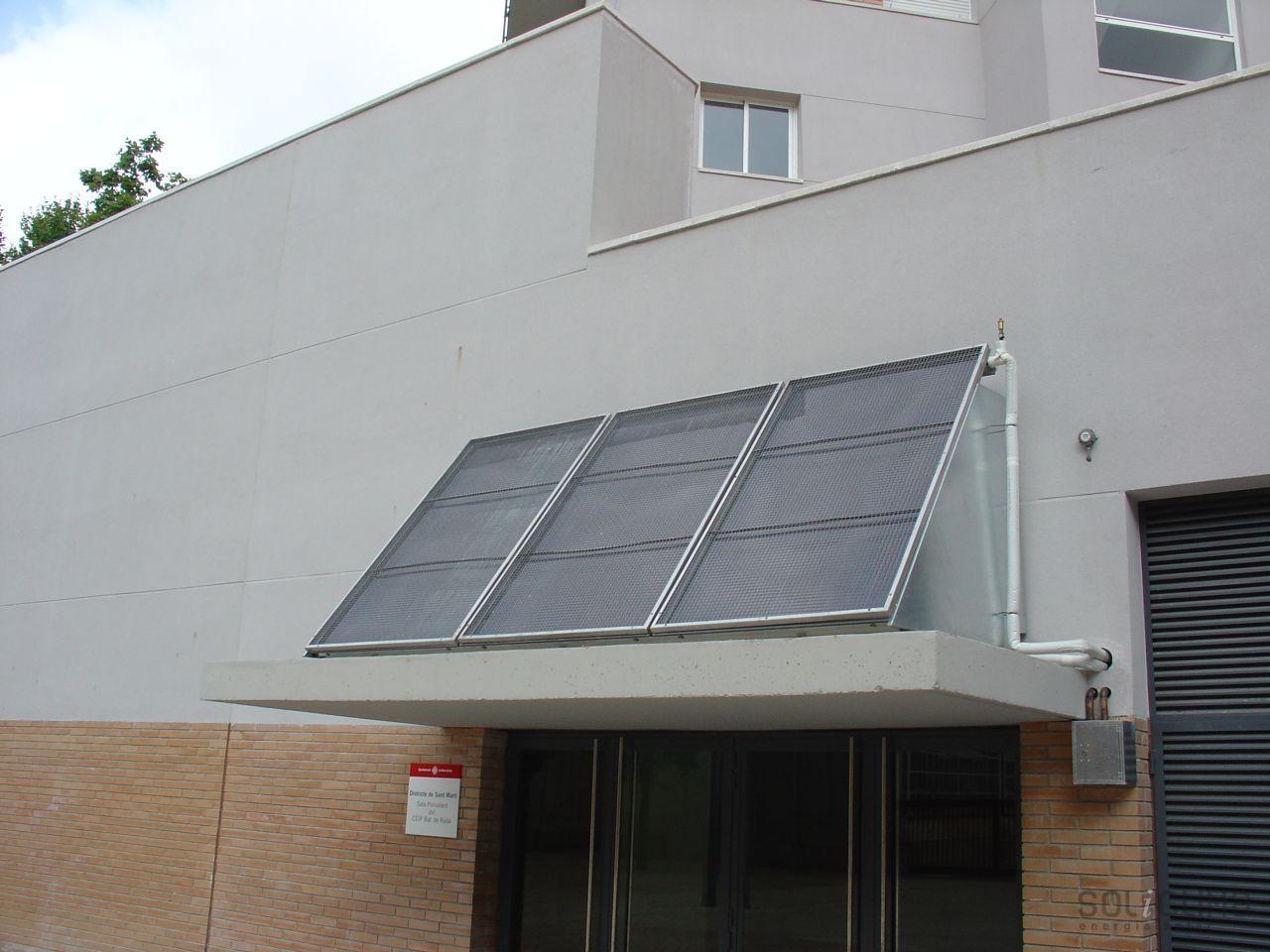 Agua caliente solar - Placas solares agua caliente ...