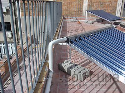 Paneles solares barcelona for Placas solares barcelona