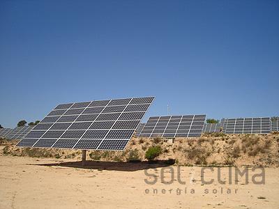 Instalaciones fotovoltaica de venta a red 1 - Placas solares barcelona ...