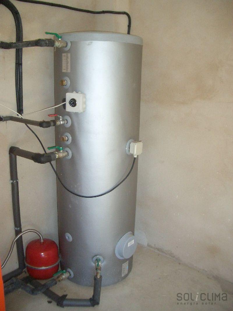 Bombillas incandescentes - Agua caliente solar ...