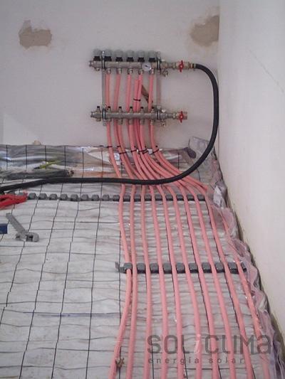 Suelo radiante en martorell barcelona - Instalacion de suelo radiante por agua ...