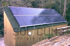 Componentes de una inastalación fotovoltaica