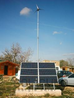 Fotovoltaica y eólica en Tarragona