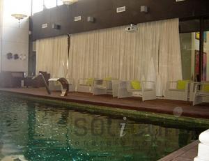 Climatización de piscina en Almería
