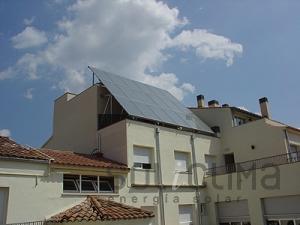 Energía solar para residencia de ancianos