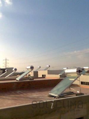 Energia solar en Valencia
