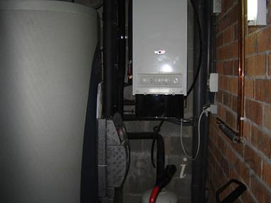 Ahorro de combustible en calderas