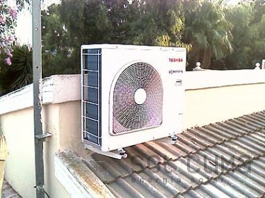Aire acondicionado en Tarragona
