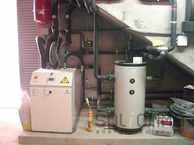 bomba geotermica