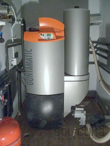 calderas de biomasa en Madrid