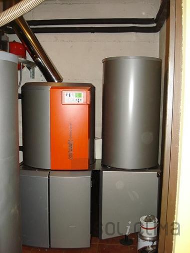 Calderas de biomasa en Navarra