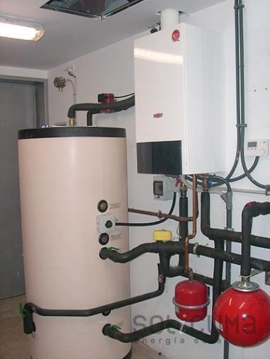calderas de gas en Barcelona