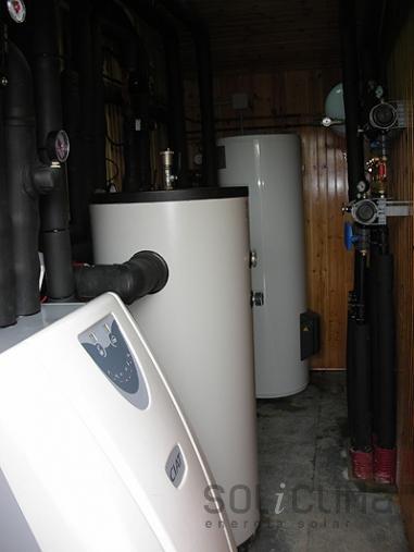 Calefacción geotérmica en Álava