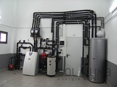 Calefacción geotermica en Asturias