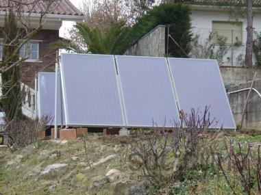 Calefaccion solar en Guipuzkoa