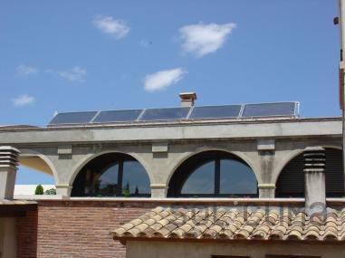 calefaccion solar en Murcia