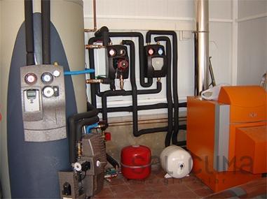 Los biocombustibles for Calderas calefaccion lena alto rendimiento