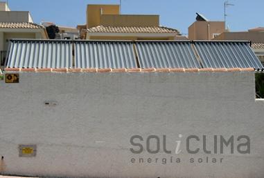 Calidades de las instalaciones solares