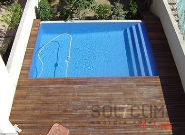 Climatizacion de piscinas en Barcelona