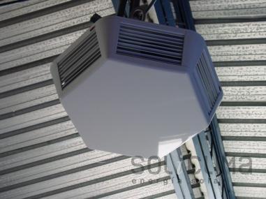 Climatización con aerotermo en Sant Quirze