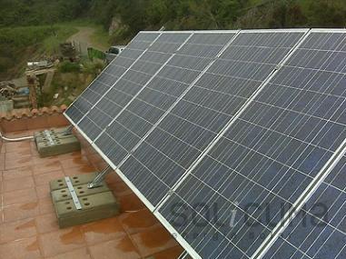 Electrificacion fotovoltaica
