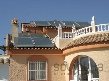 Energía solar en A Coruña