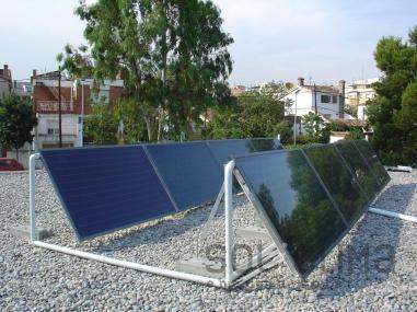 Energía solar en Barberá