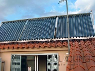 Energía solar en Abrera, Barcelona
