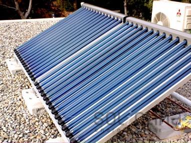 energia solar en Castelldefels