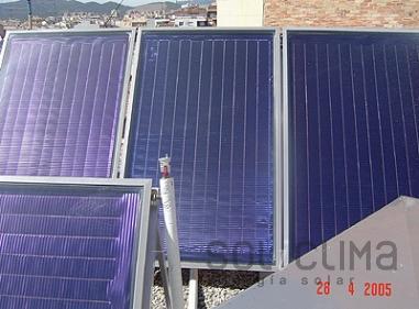 Energia solar en Catalunya