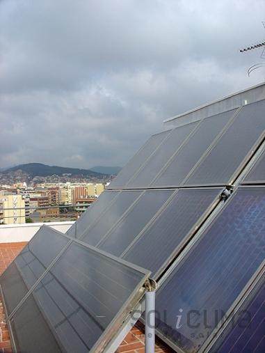 Energia solar para comunidad de vecinos
