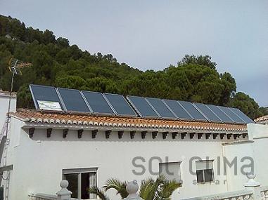 energia solar en Gandia