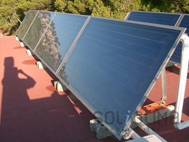Energía solar  en Granada